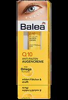Крем для контуров вокруг глаз для зрелой кожи с Q10 и Omega комплексом Balea