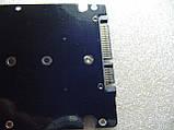 Переходник M.2 ( NGFF ) SSD to -> SATA закрытый чёрный, фото 4