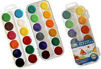 Акварельные краски медовые Гамма 24 цвета (312060)