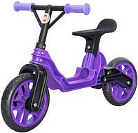 Детский беговел Орион Байк фиолетовый (503)