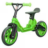 Детский беговел Орион Байк зеленый (503)