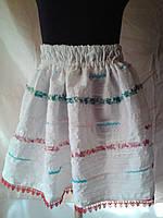 Летняя юбка на девочку 5 - 6 лет
