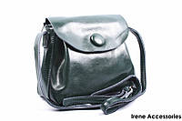 Стильная женская сумка Xtd цвет зеленый