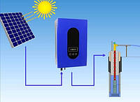Солнечный насосный инвертор PS7500H, фото 1