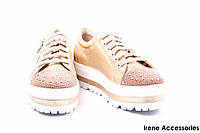 Туфли женские кожаные комфорт Aquamarin