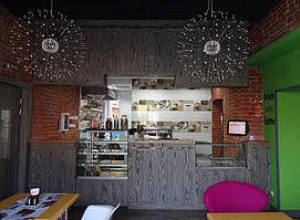 """2014 г. Кофейня """"Coffee and Waffles"""", г. Харьков 5"""
