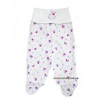 Ползунки-штанишки для девочки р-р 56-62 Smil 107193