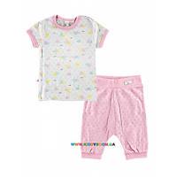 Пижама для девочки р-р 68-86 Smil 104442