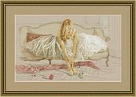 Набор для вышивки крестом Танцовщица