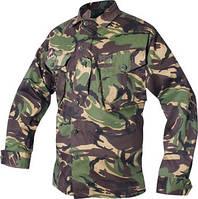 Камуфляжная рубашка, китель DPM