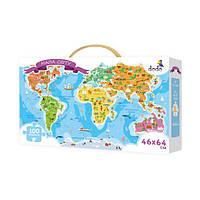 Пазл DODO Карта Мира