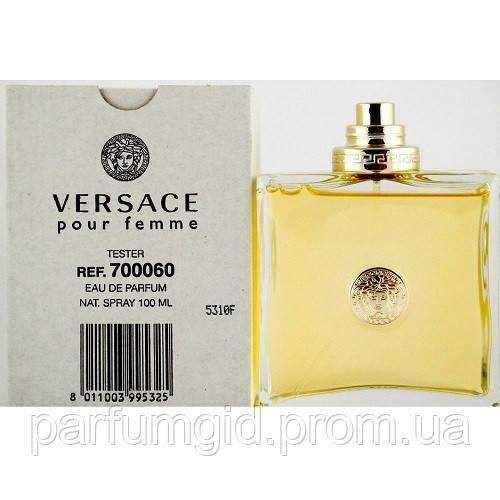 Versace Pour Femme Medusa Edp 100ml Tester Original