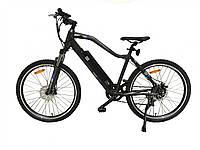 Электровелосипед ROVER Cross Grey-blue
