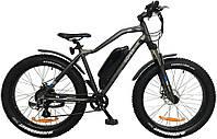 Электровелосипед ROVER Monster Grey-blue