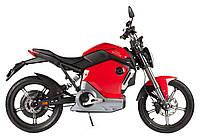 Электромотоцикл SOCO красный