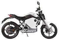 Электромотоцикл SOCO белый