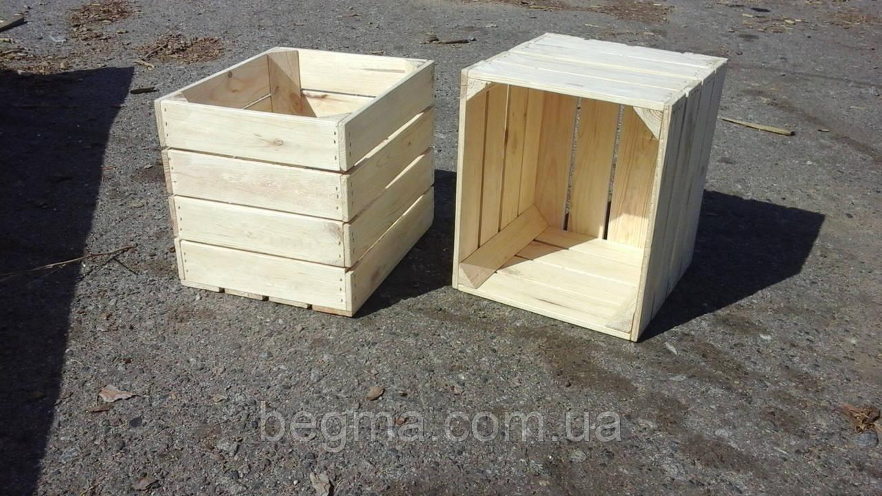 Ящик деревянный  35х30х30мм