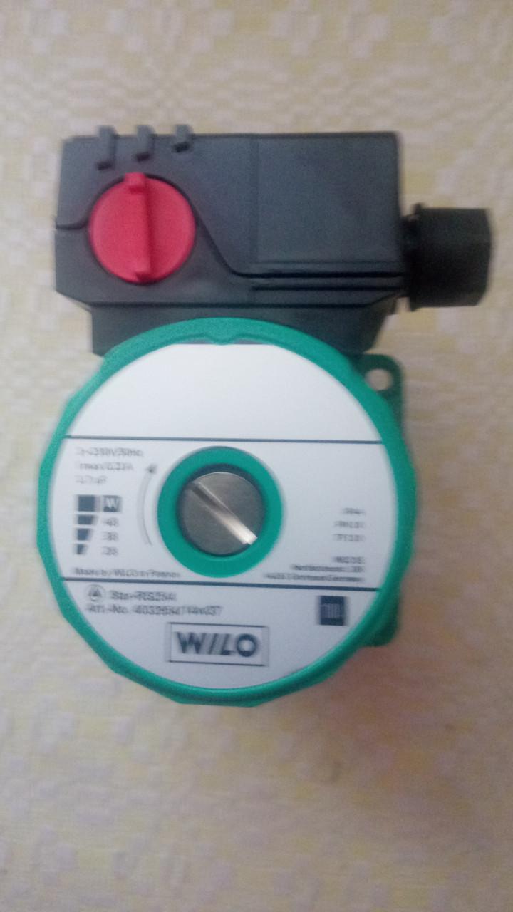 Насос циркуляционный Wilo Star-RS 25/4 голова (узкий диаметр рабочего колеса).