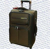 Большой дорожный чемодан на силиконовых колёсах