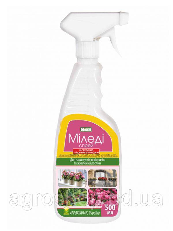 Миледи спрей - комбинированный инсектицид 500мл