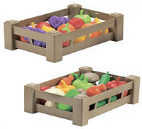 Игровой набор Ящик с продуктами Урожай фрукты (000948-1)