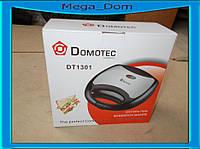 Бутербродница сендвичница Domotec DT-1301