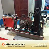 Комплект гідравліки Hyva на ДАФ з високоякісним алюмінієвим баком