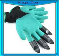 Садовые перчатки для работы в саду и огороде GARDEN GENIE GLOVES