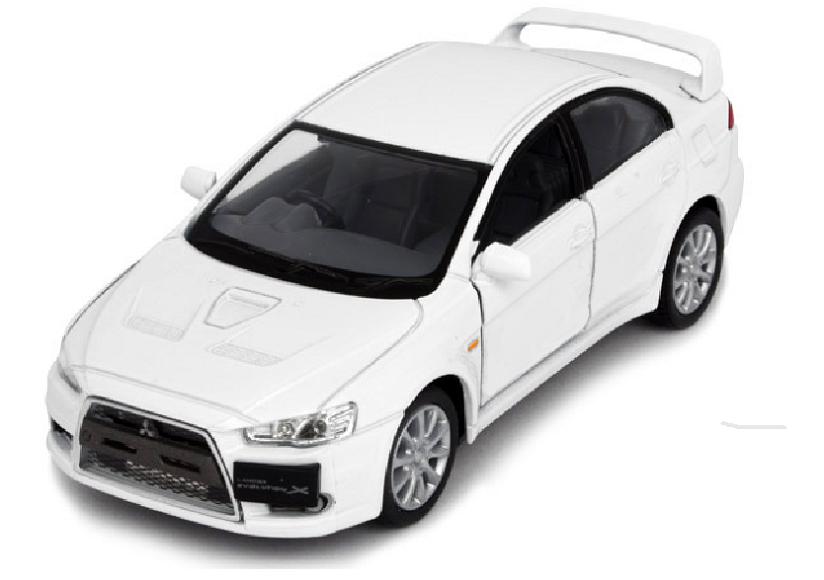 Металлическая модель kinsmart Mitsubishi Lancer Evolution