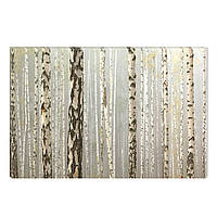 Светящиеся Картины Startonight Березовая Роща Природа Пейзаж Печать на Холсте Декор стен Дизайн Интерьер