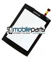 Оригинальный Сенсор (Тачскрин) для Nokia X3-02 (Чёрный)