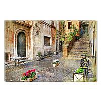 Светящиеся Картины Startonight Итальянский Городской Декор Печать на Холсте Декор стен Дизайн Интерьер