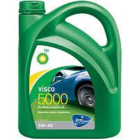 Моторное масло BP Visco 5000 5W-40 5W-40, 4л