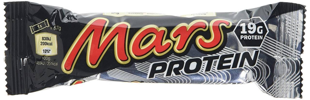 Mars Protein Bar 51 g (10/17), фото 2