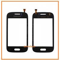Сенсор (тачскрин) Samsung GT-S6312 Galaxy Young Duos Blue Original