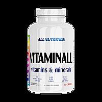 Витамины и минералы Vitaminall vitamins & minerals 60caps AllNutrition