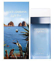 Женская туалетная вода Dolce & Gabanna Light Blue Love in Capri