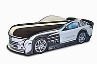 Кровать-машина Mercedes 180*80 см белый
