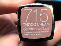 Помада для губ Maybelline Color Sensational  715 Choco cream