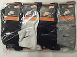 Носки мужские средней высоты спортивные Nike пр-во Турция, фото 4