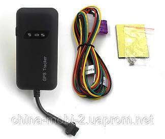 Автомобільний GPS трекер GT02 TK110 , GSM GPRS з системою блокування двигуна