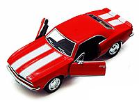 Металлическая модель kinsmart Chevrolet Camaro Z/28