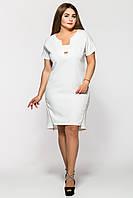 Платье женское Земфира белая
