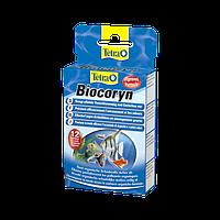 Tetra (Тетра) Biocoryn 12 капсул на 600 л дезинфекция воды и разложение органики