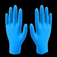 Перчатки резиновые хозяйственные  100 шт/уп