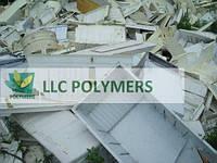 Покупаем отходы пластмасс: дробленный полистирол УПМ, лом полипропилен (ПП), отходы полистирола, дробленный ps