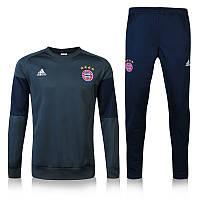 Спортивный костюм Adidas, Бавария. Футбольный, тренировочный. Сезон 16/17, фото 1