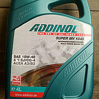 Addinol Super MV 1045 sae 10w-40 4l