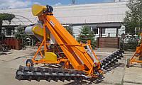 Зернометач самопересувний ЗМ-60У