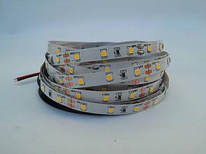 Светодиодная лента 2835 теплая IP20, 60 невлагозащитная, фото 2